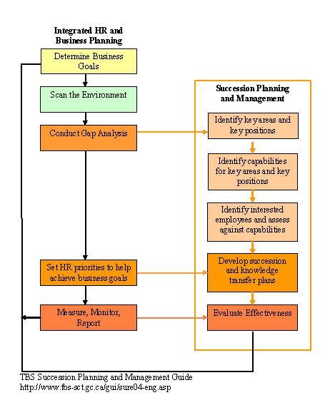 ARCHIVED Audit Of Departmental Succession Planning - Board succession planning template