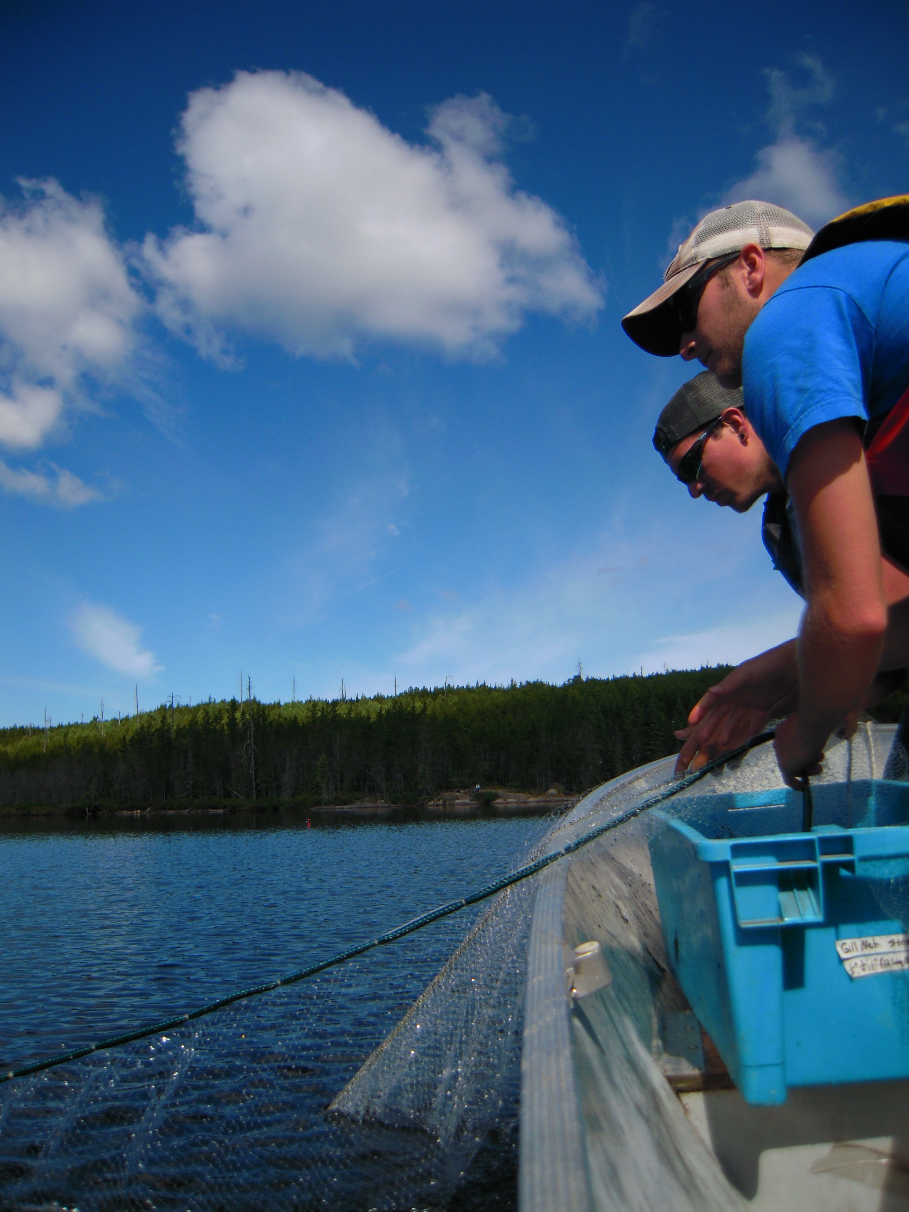 Canadian Aquaculture R&D Review 2015
