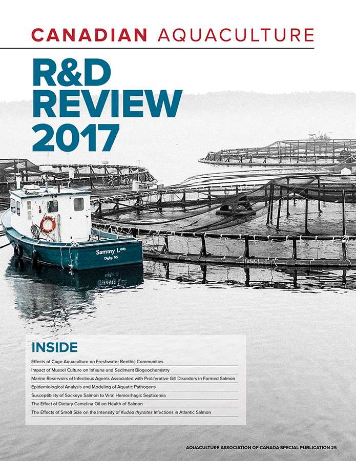 Canadian Aquaculture Rd Review 2017