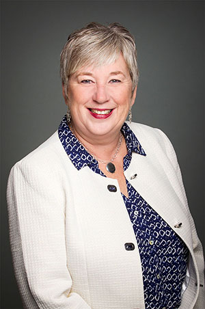L'honorable Bernadette Jordan