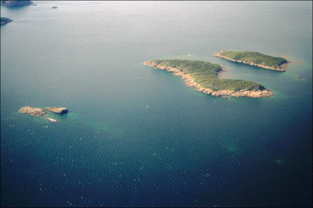 Duck Islands. Copyright Canadian Waters.