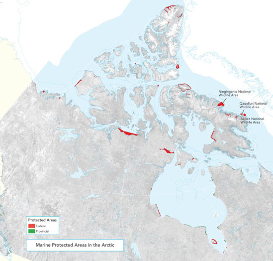 Marine Protected Areas in the Arctic