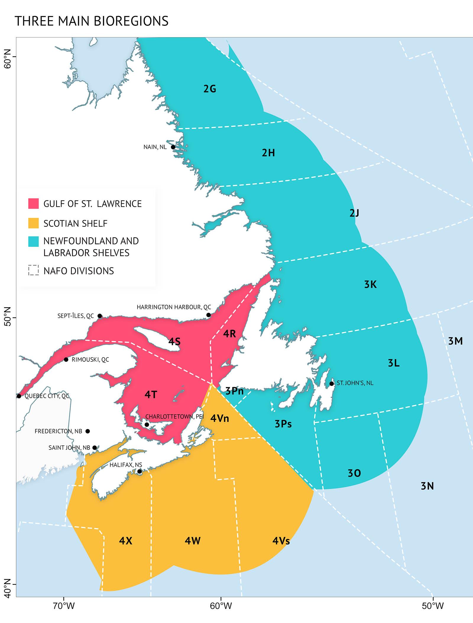 Canada's Oceans Now: Atlantic Ecosystems, 2018