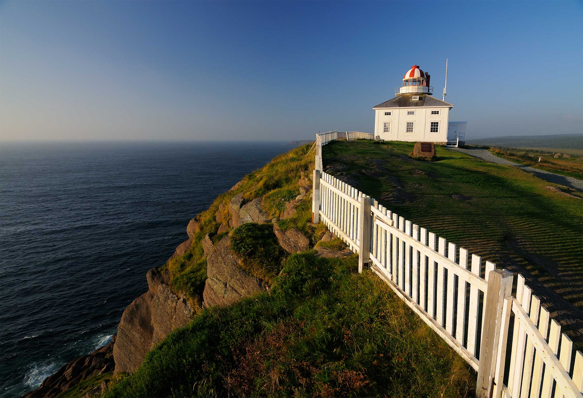 Cape Spear, National Historic Site of Canada. St John's, Newfoundland and Labrador. © Shutterstock