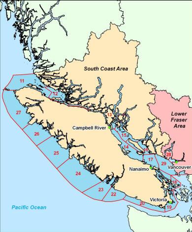 Projects Near Water  British Columbia MarineEstuarine Timing