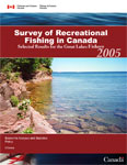 Cover page of the 2005 Selected Results for the Great Lakes Fishery